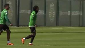 Gelson Martins próximo do Atlético de Madrid