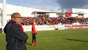 Shéu deixa funções de secretário técnico mas mantém-se no Benfica