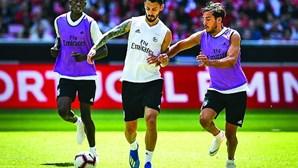 Ataque do Benfica custa 40,6 milhões de euros