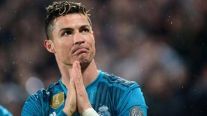 """Ronaldo despede-se do Real Madrid com o estatuto de """"inigualável"""""""