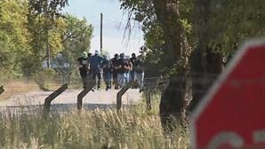 """Ex-polícia apanhado no terror de Alcochete diz que só foi """"tratar de bilhetes"""""""