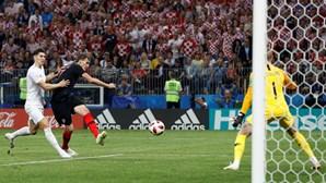 Croácia bate Inglaterra e está na final do Mundial
