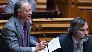 """Líder parlamentar do PSD diz que """"felizmente"""" reunião sobre eutanásia não foi unânime e reitera liberdade de voto"""