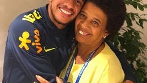Mãe de jogador da seleção brasileira raptada
