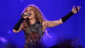 Shakira acusada de defraudar estado espanhol em 14,5 milhões de euros