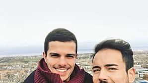 """""""As coisas vão resolver-se"""", diz Emanuel Monteiro após denunciar violência"""