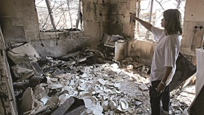 Governo grego diz que indícios apontam para fogo posto