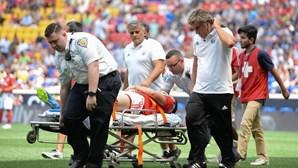 Facundo Ferreyra sofre traumatismo craniano no jogo contra a Juventus
