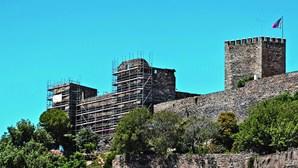 1,36 milhões para obras no Castelo de Monsaraz