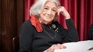 Eunice Muñoz faz 92 anos. Ruy de Carvalho deu os parabéns e recordou Nicolau Breyner