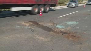 Despiste com veículo turístico faz sete feridos no Algarve