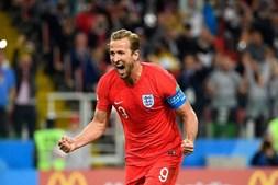 Inglaterra e Colômbia jogaram esta terça-feira no Mundial