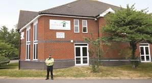 Casal encontrado inconsciente no Reino Unido