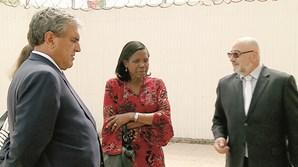 Ministra Francisca Van Dunem esteve na reinauguração do Centro Educativo de Santa Clara, em Vila do Conde
