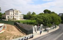 Palácio do Aga Khan em Lisboa