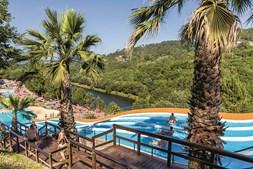 Parque aquático de Amarante