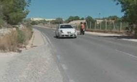 Ciclista morre atropelado no Algarve