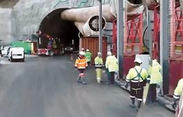 Barragens e central de armazenamento deverão estar concluídas e em funcionamento dentro de cinco anos