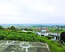 Miradouro de São Julião permite ter uma bela vista sobre a região