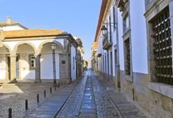 Rua Direita, em Caminha, é conhecida pela animação noturna