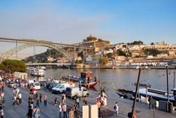 Ribeira do Porto junto ao Rio Douro