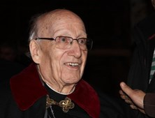 D. António Rafael, bispo emérito de Bragança-Miranda