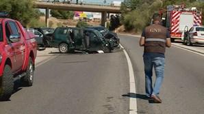 Acidente mata jovem de 20 anos e fere nove pessoas em Faro