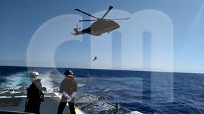 PJ e fuzileiros travam em alto mar sequestro da máfia no Porto