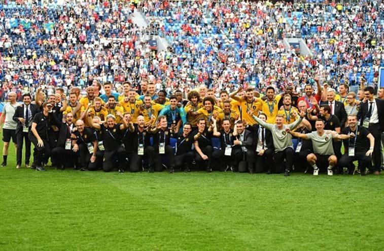 a7d51df827 Bélgica conquista terceiro lugar no campeonato do Mundo - Mundial ...