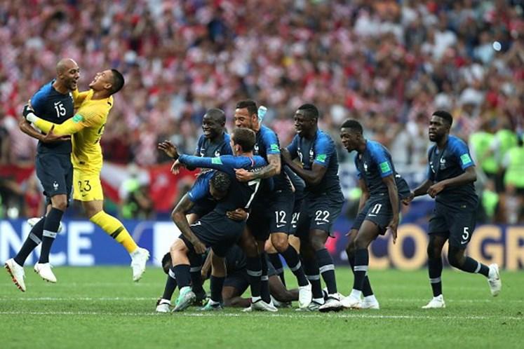 ef4400068f França é a nova campeã do mundo de futebol - Mundial 2018 - Correio ...