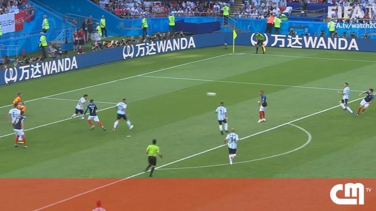 1b5580cfb3 Melhor golo do Mundial da Rússia é francês - Desporto - Correio da Manhã