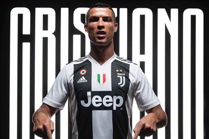 Camisa Oficial Da Juventus (cr7)