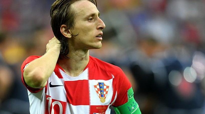 7c9ffa3abb Luka Modric conquista a Bola de Ouro - Desporto - Correio da Manhã