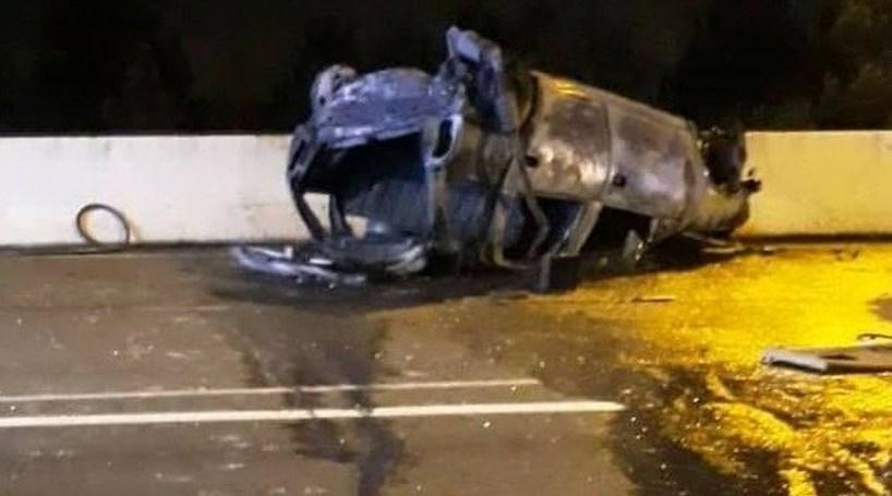 Resultado de imagem para Acidente na A12 junto às portagens em Setúbal mata duas mulheres