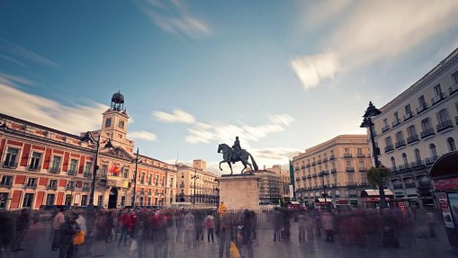 Madrid continua a ser a comunidade autónoma com maior número de casos