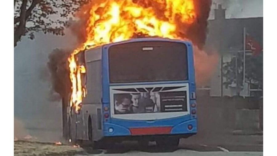 Autocarro Belfast