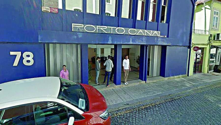Sede do Porto Canal