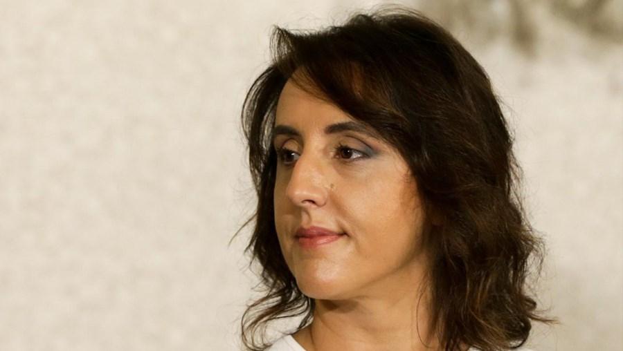 Rosa Monteiro, secretária de estado para a cidadania e igualdade