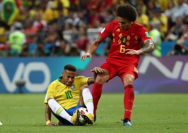 Brasil e Bélgica