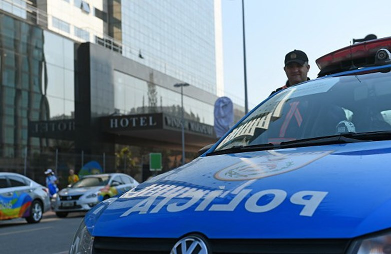 Polícia brasileira