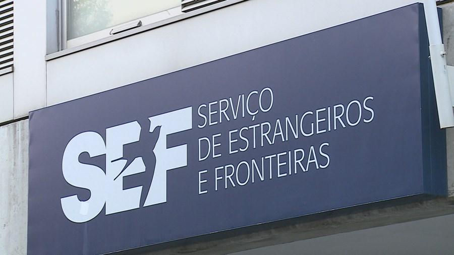 Serviço de Estrangeiros e Fronteiras