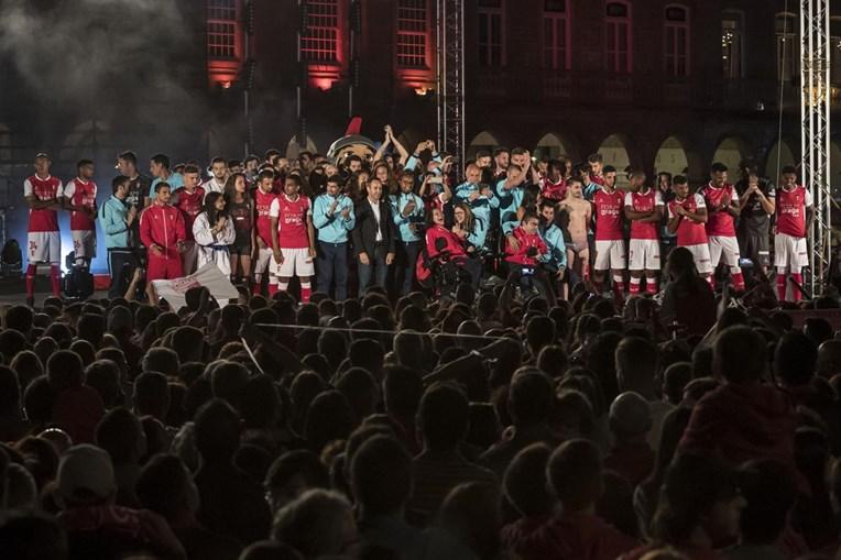Apresentação do Sp de Braga