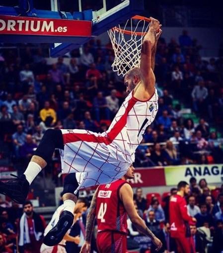 Benfica contrata poste internacional espanhol Xavi Rey para o basquetebol