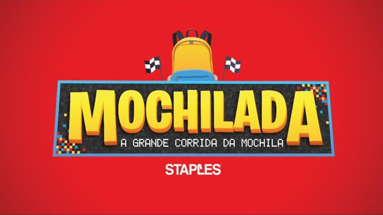 "Staples regressa às aulas com ""Mochilada: A Grande Corrida"