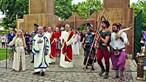 Festa dos povos mostra legionários e divindades em Chaves