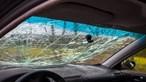 Acidente provoca longas filas na A5 junto ao Estádio Nacional do Jamor, no sentido Cascais-Lisboa