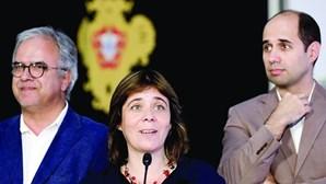 Catarina Martins diz que é preciso acelerar a descontaminação