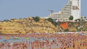 Praia da Rocha é o areal com mais referências no Instagram