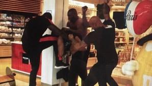 Agressões entre rappers atrasam voos em Orly