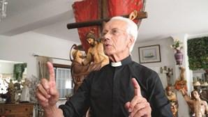 """""""Diz que é padre, mas é o diabo"""" , diz o 'Bruxo de Fafe' sobre o padre Gama"""